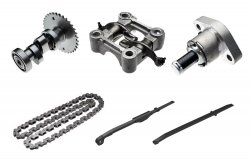 Camshafts and Timing