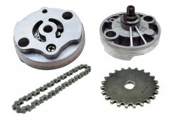 Oil Pumps, Starter Gears, and Other Internals