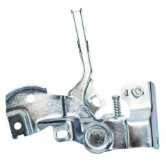 Throttle Linkage Mechanism for Coleman 196cc Mini Bikes and Go-Karts