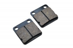 Brake Pads, Rear (Square)