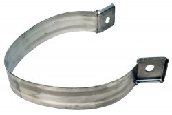 Muffler Clamp for Twister Hammerhead
