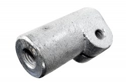 Muffler Mount, Kickstart Shaft Adapter