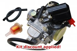 "150cc ""Not Getting Gas"" Tune-up Kit"