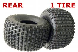 Knobby Rear 22x11x8 Tire (1pc)