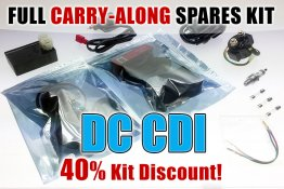 BDX 150cc *DC* Survival Kit - Spares
